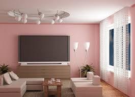 wandfarbe wohnzimmer modern wandfarbe altrosa gestaltung eines komfortablen ambientes