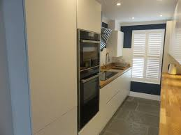 Linear Kitchen by Fitted Kitchens In Dudley West Midlands The Gallery Fitted