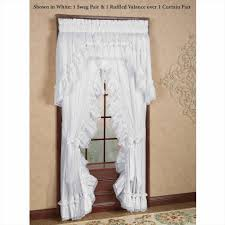 image of kitchen curtains valance large size of staggering