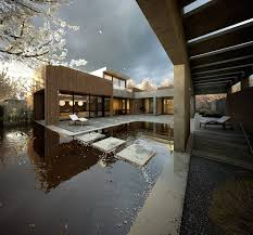 Cherry Blossom Home Decor Modern Japanese Interior Design Book Zoomtm Garden Pool With