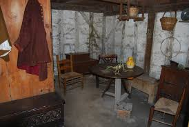 pilgrims and thanksgiving history inside a pilgrim home plymouth plimoth plantation and jamestown