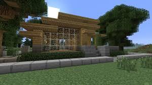 minecraft tutorial hd modern survival house 2 minecraft project