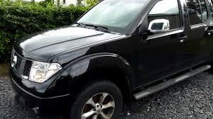nissan pickup 4x4 pick up nissan navara 4x4 2 5 dci 175 cv doucle cab hard top 2008