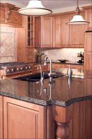 kitchen entryway cabinet kitchen c natural hickory cabinets best