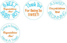 glamorous baby shower candy buffet labels 40 in baby shower with