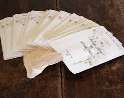 wedding program paper stock shimmer card stock etsy