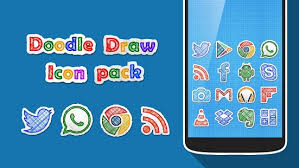 play doodle draw doodle draw icon pack android app in the play store