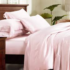 high quality silk bed linens machine washable