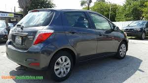 toyota yaris south africa price 2015 toyota yaris 2013 toyota yaris for sale used car for sale in