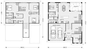 Split Level Homes Plans Home Design Laguna 278 Split Level Designs In Goulburn Gj