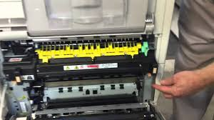 replace xerox workcentre fuser 7425 7428 7435 7525 7530 7535