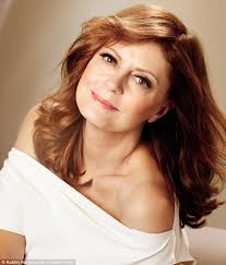 how to cut your own hair like suzanne somers susan sarandon shares her secrets for looking sensational at 69