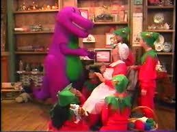 The Backyard Show Book Barney by Waiting For Santa Barney Wiki Fandom Powered By Wikia