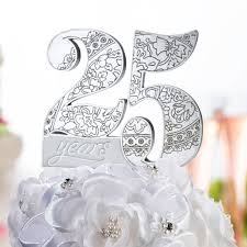 anniversary cake toppers 25th anniversary cake topper wedding cake toppers wedding