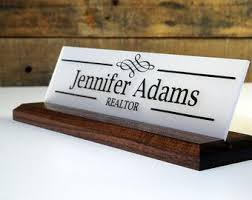 Cheap Desk Name Plates Best 25 Name Plates For Home Ideas On Pinterest Sign In To
