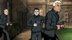 Archer Johnny Bench Called Archer Season 1 Internet Movie Firearms Database Guns In
