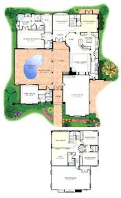35 home plans with casitas courtyard floor plan cool modular