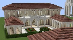 roman house design minecraft house design