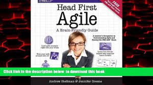 audiobook head first agile a brain friendly guide to agile and