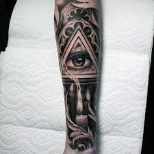 55 most amazing eye tattoos designs that look awesome on your