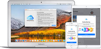 set up family apple support