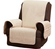 Quilted Recliner Covers Slipcovers U2014 Loveseat Couch U0026 Recliner Slipcovers U2014 Qvc Com