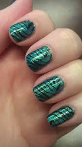 71 best ongles avec foil images on pinterest foil nails make up