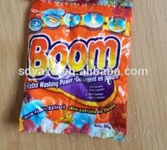 Sabun Boom boom brand laundry detergent washing soap powder buy commercial