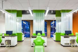 office design dental office reception chairs dental clinic used