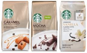 Flavored Coffee New Starbucks Flavored Coffee Coupon