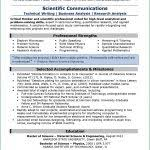 Writing The Best Resume by 10 Example Writing The Best Resume Applicationsformat Info