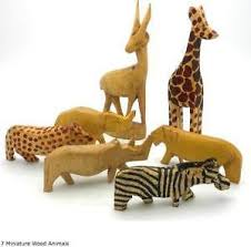 carved wooden animals wooden animals ebay