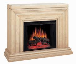 imperial faux stone electric fireplace 28 inch classic flame