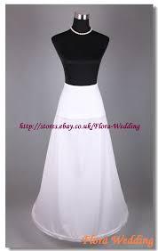 wedding dress hoops 1 hoop lycra waist wedding prom petticoat single one hoop