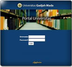 Palawa Ugm Sistem Informasi Portal Akademik Ugm Fayruz Rahma