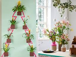 festive decor ideas with plants