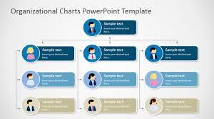 template organizational chart organizational charts powerpoint template slidemodel