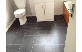 bathroom tile how to install vinyl tile in bathroom on a budget