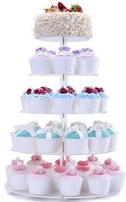 wedding cake stands cheap bonnoces 5 tiers acrylic pastry wedding cupcake