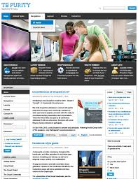 drupal themes latest tb purity drupal org
