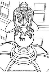 spiderman birthday coloring page spiderman coloring pages superhero coloring pages pinterest