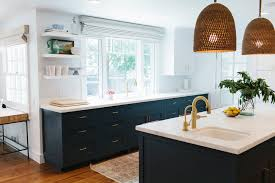 Lynwood Remodel Kitchen  STUDIO MCGEE - Brass kitchen sink