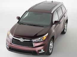 2014 toyota highlander ground clearance 2014 toyota highlander pricing and features detailed cleanmpg