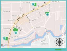 Fort Lauderdale On Map Parking Wilton Manors Fl Official Website