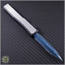 Custom Japanese Kitchen Knives Microtech Knives Custom Metal Ultratech D E Automatic Otf D A