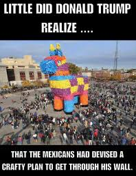 trojan pinata donald trump know your meme