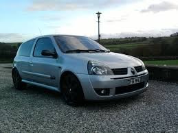 renault clio 2002 sedan southwestengines modified renault clio sport 2001 modified