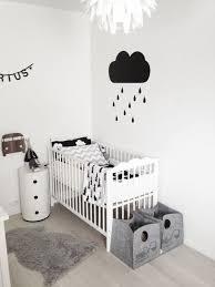 chambre bebe blanc noir et blanc s invitent dans la chambre d enfant joli tipi