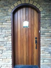 Exterior Doors Wooden Wood Entry Door Wood Exterior Doors With Glass Lowes