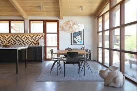 mid century modern dining room ideas decorin